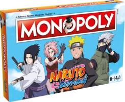 Monopoly Naruto Shippuden