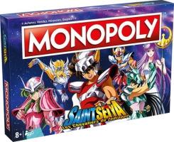 Monopoly Saint Seiya