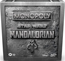 Monopoly Star Wars: The Mandalorian