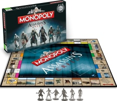 "Monopoly ""Assassin's Creed"""