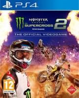 Monster Energy Supercross 2 (PS4)