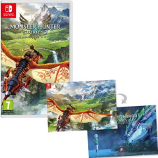 Monster Hunter Stories 2: Wings of Ruin (Switch) + poster offert