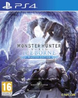 Monster Hunter World: Iceborne Master Edition (PS4)