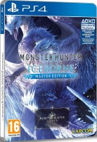 Monster Hunter World: Iceborne Master Edition édition steelbook (PS4)