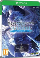 Monster Hunter World: Iceborne Master Edition édition steelbook (Xbox One)