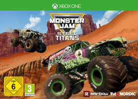 Monster Jam: Steel Titans édition collector (Xbox One)