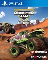 Monster Jam: Steel Titans (PS4)