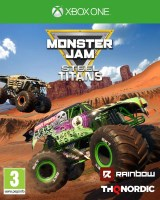 Monster Jam: Steel Titans (Xbox One)