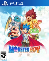 Monster Boy & the Cursed Kingdom (PS4)