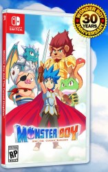 Monster Boy & the Cursed Kingdom (Switch)