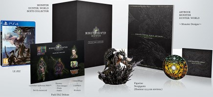 Monster Hunter World édition collector (PS4)