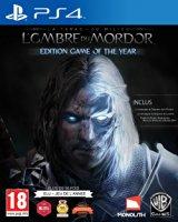La terre du milieu : l'ombre du mordor édition jeu de l'année (PS4)