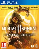 Mortal Kombat 11 édition spéciale (PS4)