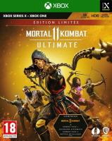 Mortal Kombat 11 Ultimate édition limitée (Xbox One / Series X)