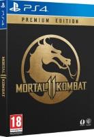 Mortal Kombat 11 édition premium (PS4)