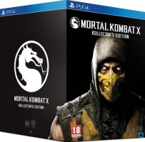 Mortal Kombat X édition Kollector (PS4)