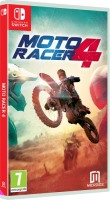 Moto Racer 4 Definitive Edition (Switch)