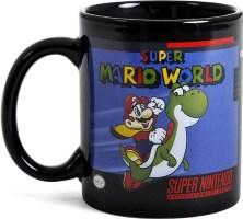 """Mug thermoréactif """"Super Mario World"""""""
