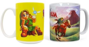 Un mug Zelda acheté = un mug Zelda offert