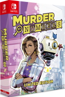 Murder by Numbers édition limitée (Switch)