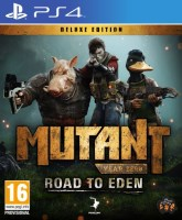 Mutant Year Zero: Road to Eden édition Deluxe (PS4)