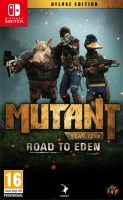 Mutant Year Zero: Road to Eden édition Deluxe (Switch)