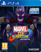 Marvel Vs Capcom Infinite édition Deluxe (PS4)