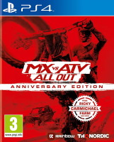 MX vs ATV: All Out - Anniversary Edition (PS4)