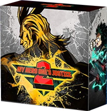 My Hero One's Justice 2 édition collector