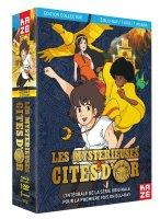 Les Mystérieuses Cités d'Or : Intégrale collector de la série originale (blu-ray)