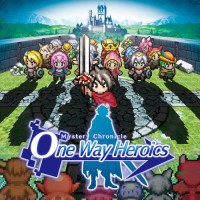 Mystery Chronicle One Way Heroics (PS4, PS Vita)