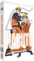 Naruto & Naruto Shippuden : Intégrale des 11 films édition limitée (blu-ray)