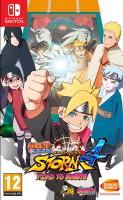 Naruto Shippuden Ultimate Ninja Storm 4: Road to Boruto (Switch)