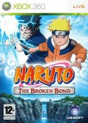Naruto The Broken Bond (xbox 360)