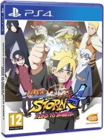 Naruto Shippuden Ultimate Ninja Storm 4 : Road To Boruto (PS4)