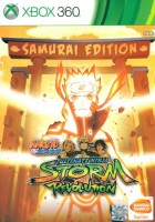 Naruto Shippuden : ultimate Ninja storm revolution édition collector (Xbox 360)
