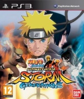 Naruto Shippuden : Ultimate Ninja Storm Generations (PS3)