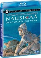 Nausicaä de la vallée du vent (blu-ray)