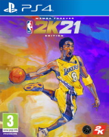 NBA 2K21 édition Mamba Forever (PS4)