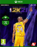 NBA 2K21 édition Mamba Forever (Xbox Series X)