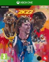 NBA 2K22 édition 75e anniversaire (Xbox One)