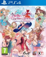 Nelke & the Legendary Alchimists: Ateliers of the New World (PS4)