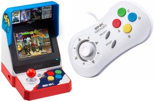 Neo Geo Mini japonaise + manette