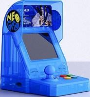 "Neo Geo Mini édition limitée Samurai Shodown ""Ukyo Tachibana"""