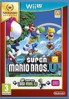 New Super Mario Bros. U + New Super Luigi U (Wii U)