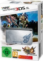 "Console Nintendo New 3DS XL édition limitée ""Monster Hunter 4 Ultimate"""