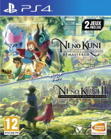 Ni No Kuni I & II (PS4)