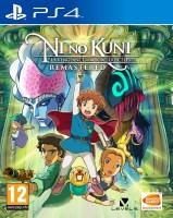 Ni No Kuni : La vengeance de la sorcière céleste Remastered (PS4)