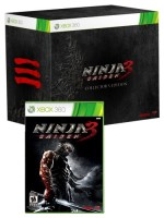 Ninja Gaiden 3 édition collector (xbox 360)