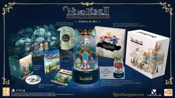 Ni No Kuni 2 : Revenant Kingdom King's Edition (PS4, PC)